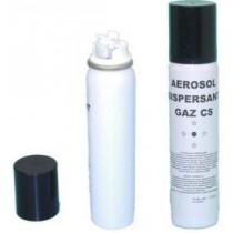 Etui universel pour bombe de 25ml ETUI25Grenade dispersante au gaz paralysant CS capacité de 75ml
