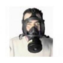 Masque à gaz type US ARMY risque chimique de niveau