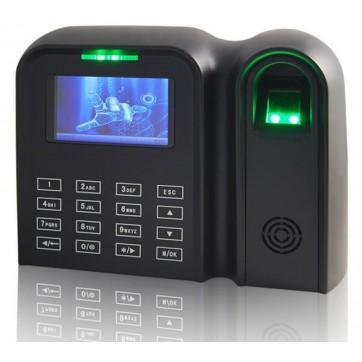 Pointeuse biometrique empreinte + faciale (vision nocturne)