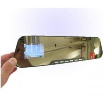 Rétroviseur panoramique avec caméra