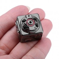 CAMERA MINIATURE FULL H.D METAL 1080p, avec infrarouge