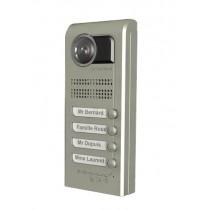 KIT INTERPHONES GSM SANS FILS + DIGICODE + RECEPTEUR HF POUR PORTAIL + COMMUNICATIONS GSM ILLIMITEES PENANT 20 ANS