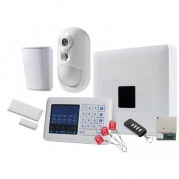 Clavier radio vocal LCD pour centrale  DSC NEO