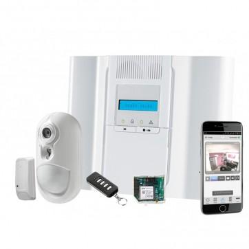 Kit alarme DSC PREMIUM WS  PREMIUM-33KITVERIF2